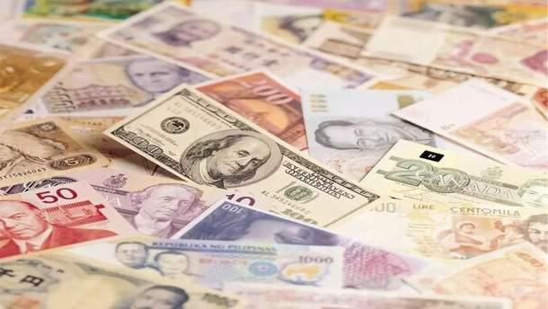 Готівковий курс валют – курс долара та євро на 25 липня 2019