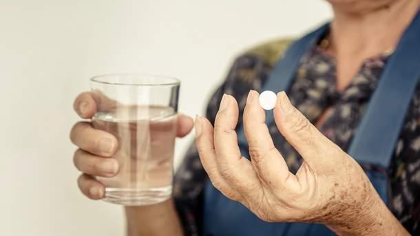 Мільйони людей вживають аспірин без призначення лікарів