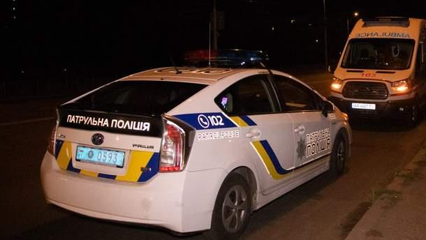 Перестрілка в Києві