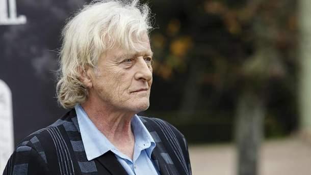 Помер актор Рутгер Гауер: яким був його візит до України