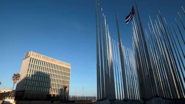 Посольство США на Кубі