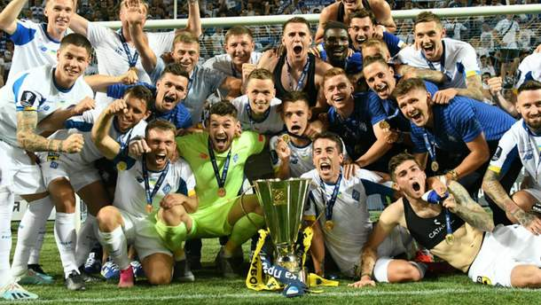 Динамо – Шахтер – видео голов и обзор и счет матча 28 июля 2019