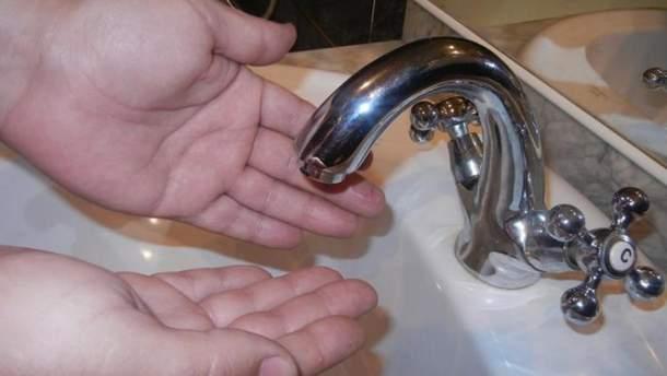 Из-за строительных работ большая часть города может остаться без воды