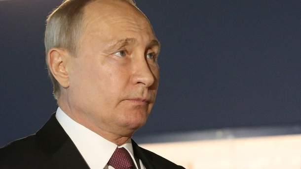 Очікування Путіна щодо президента Зеленського не виправдалися