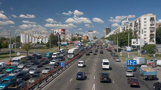 На проспекте Свободы в Киеве нашли тело мужчины