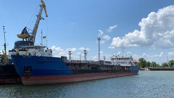 В ООН отреагировали на задержание танкера NEYMA