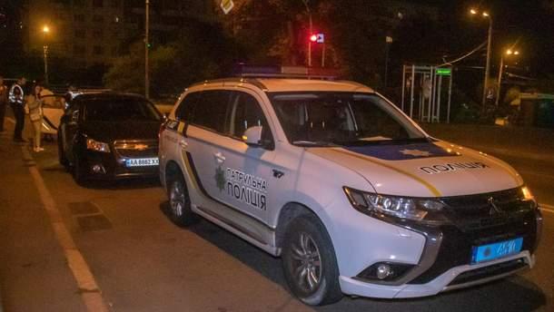 Полиция не смогла задержать нетрезвого водителя