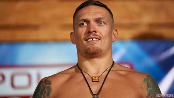Усик – Такам – дата боя Усик – Такам за титул WBO