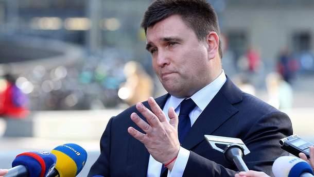 Климкин призвал ПАСЕ отреагировать на жестокие задержания в России