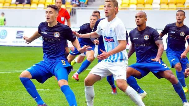 Десна – Львов: обзор и счет матча 30 июля 2019 Чемпионата Украины 2019