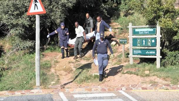 Украинца  убили во время туристического похода в Южной Африке