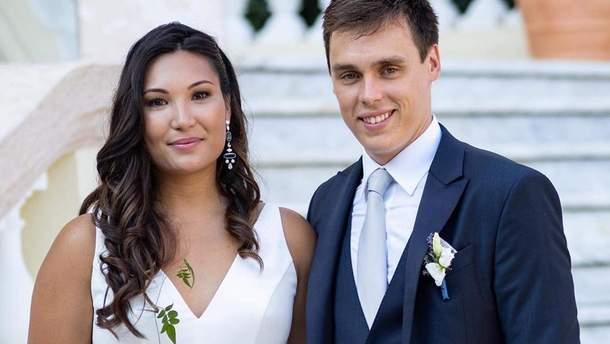 Свадьба Луи Дюкре и Мари Шевалье