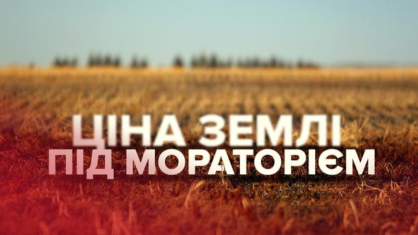 За сколько в Украине продают землю под мораторием