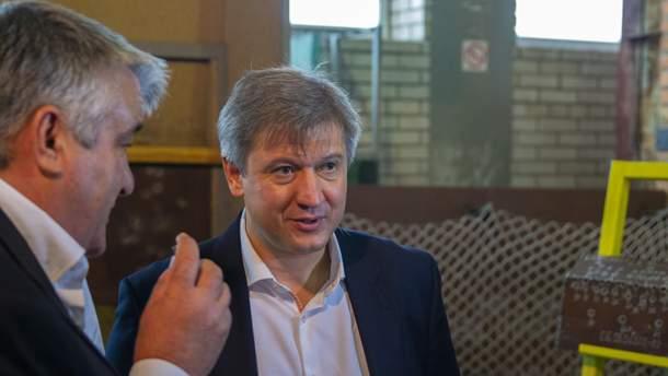 Данилюк розповів, чому та як хоче зменшити кількість міністерств в Україні