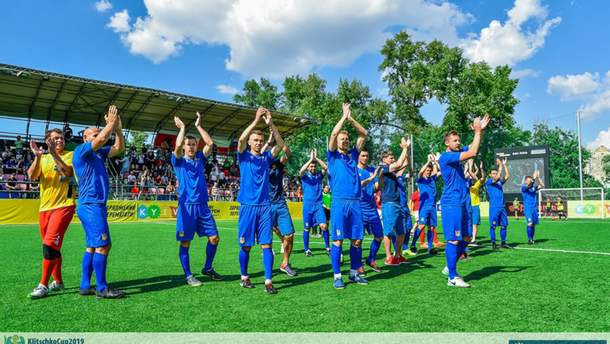 Україна отримала право проведення чемпіонату світу з міні-футболу в 2021 році