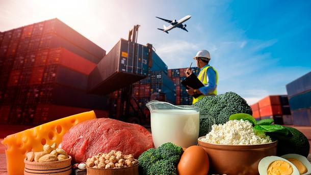 Какие продукты Украина продает миру