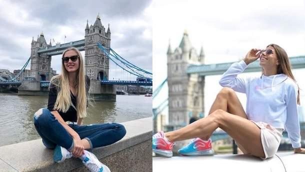 Анна Рыжикова и Марина Бех-Романчук
