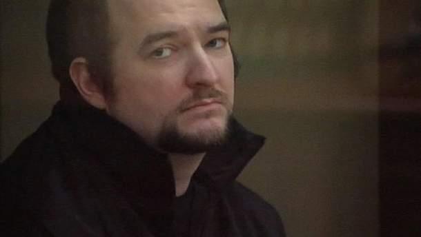 Евгений Чистов в 2015 году под оглашение приговора