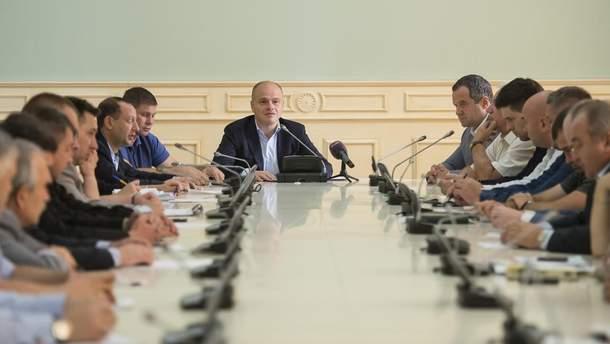 Михайло Радуцький – 2015, радник голови КМДА Віталія Кличка