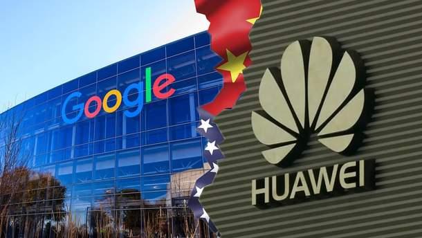 Huawei і Google працювали над спільним продуктом