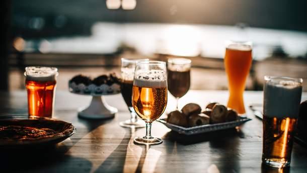 Закуски до пива всього світу – список найпопулярніших закусок