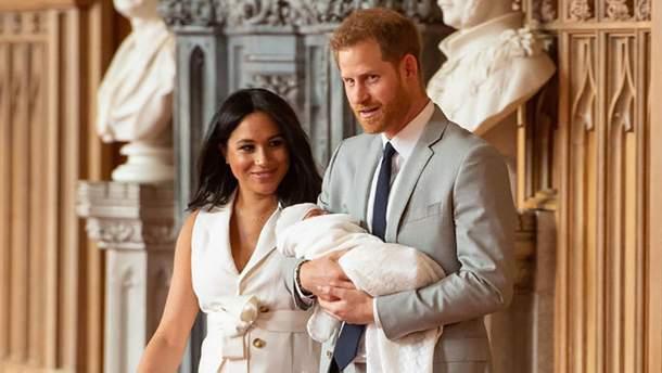 Принц Гарри и Меган Маркл будут иметь не более 2 детей