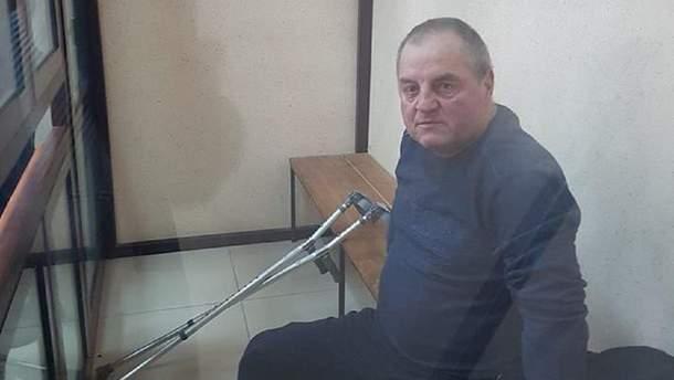Эдем Бекиров планирует объявить голодовку: ему становится все хуже