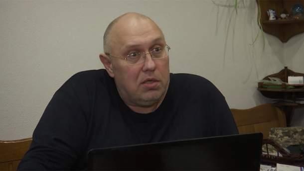 Ігор Павловський – фігурант справи про вбивство Катерини Гандзюк