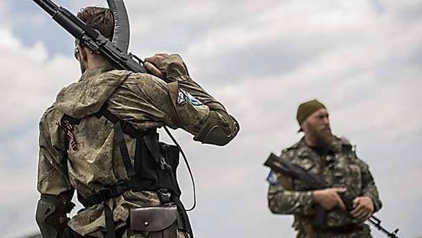 Оккупанты нарушили перемирие на Донбассе