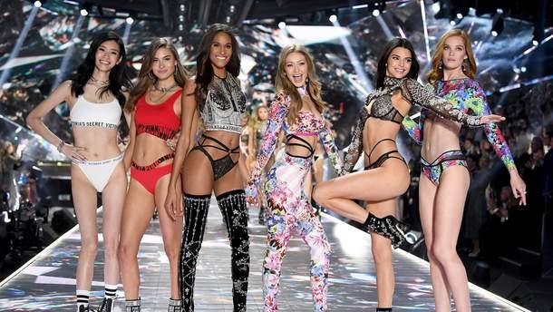 Показ Victoria's Secret 2018