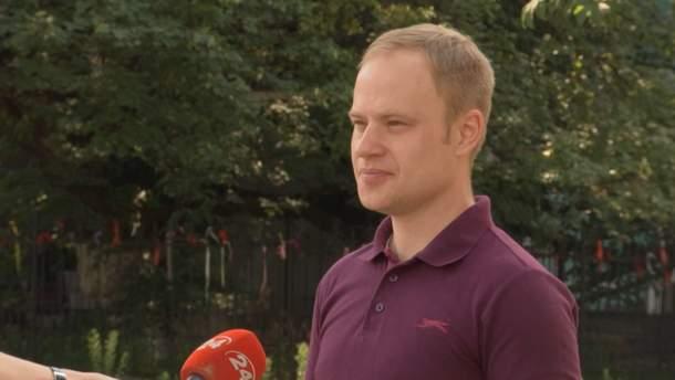 Ярослав Юрчишин.