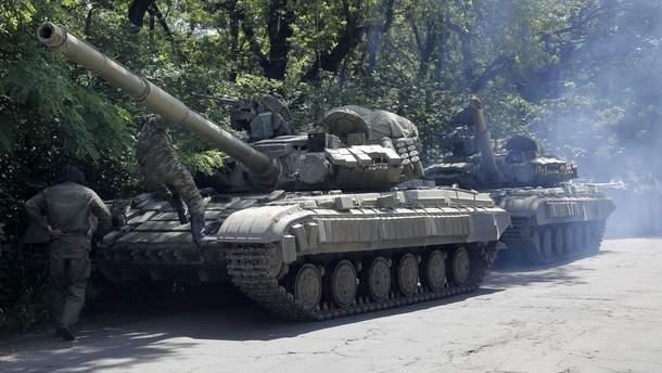 Спостерігачі зафіксували заборонене озброєння на Донбасі