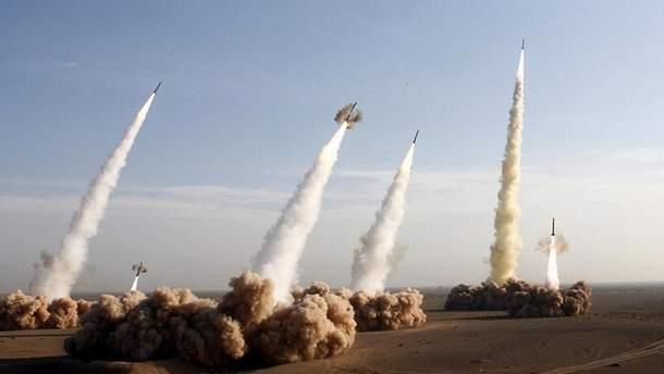 КНДР двічі протягом тижня запускала ракети