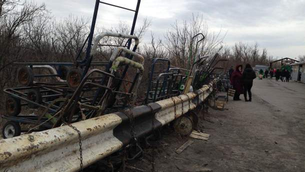 Спецпредставитель ОБСЕ в Украине Мартин Сайдик рассказал, как будет происходить ремонт моста в Станице Луганской