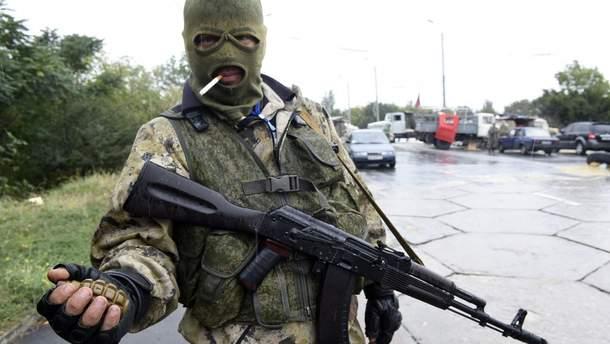 На Донбассе неспокойно