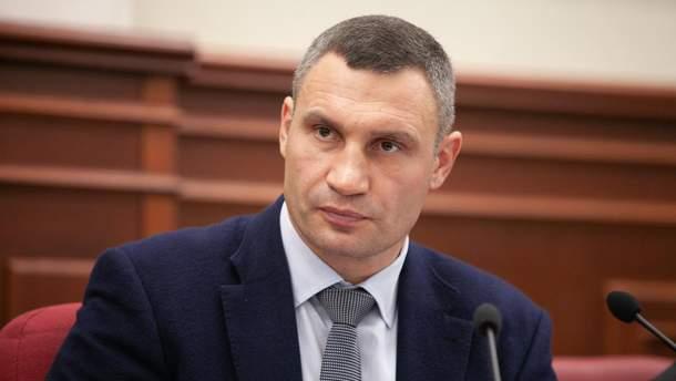 Кличко обратился в НАБУ из-за заявления Богдана о попытке подкупа