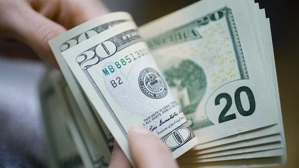 Наличный курс валют 1 августа в Украине