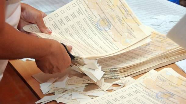 Перерахунку голосів на 64 окрузі не буде