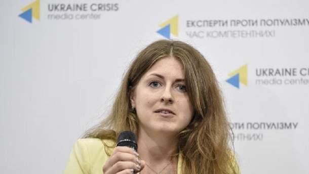 Лидия Левицкая