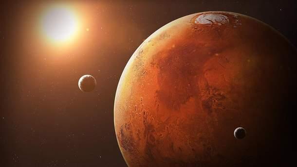 Вчені зможуть доправити на Землю шматочки Марсу