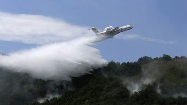 Росіяни будуть викликати дощі, щоб погасити масштабні пожежі в Сибіру