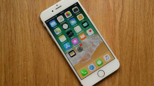 iPhone вибухнув у руках в користувача