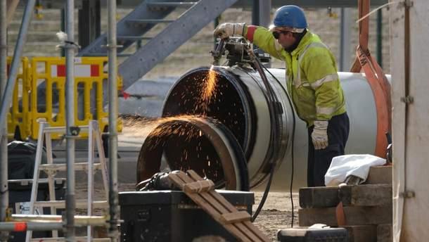 Оператор Nord Stream 2 не збирається зупиняти проєкт через санкції США