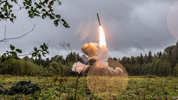 Договір про ракети середньої та малої дальності між Росією та США припинить дію 2 серпня