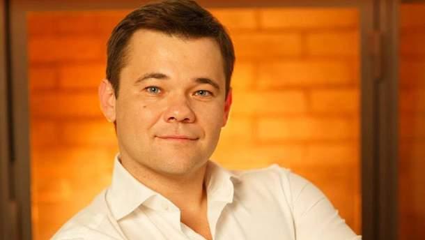 В офісі Зеленського спростовують інформацію про звільнення Андрія Богдана