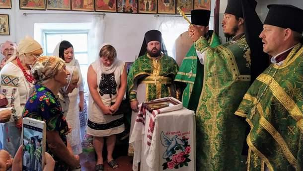 До ПЦУ перейшла ще одна громада на Дніпропетровщині