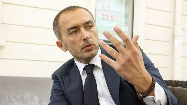 """Голова """"Ощадбанку"""" Андрій Пишний"""