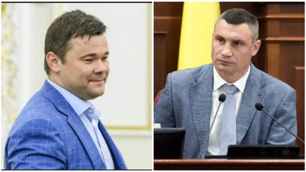 Богдан VS Кличко