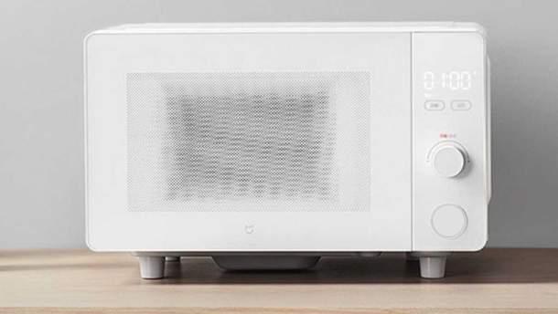 Xiaomi выпустила умную микроволновую печь