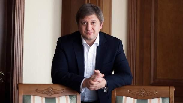 Александр Данилюк – секретарь СНБО Украины